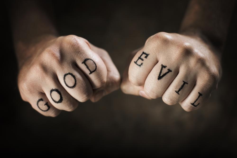 Jenseits von Gut und Böse…