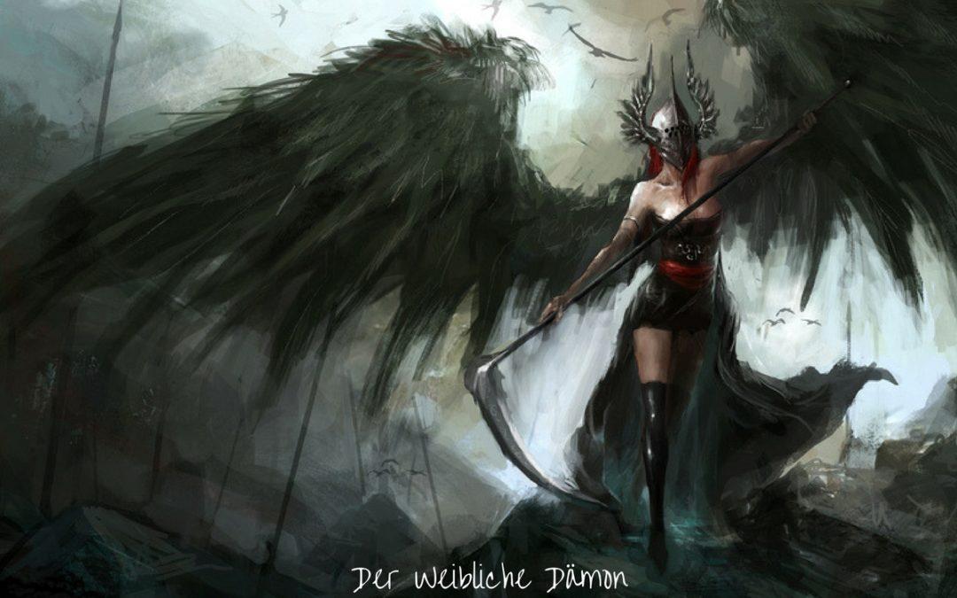 Geschützt: Der Weibliche Dämon
